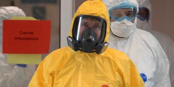 Go Figure, Putin's Russia Suffering Due To Anti-Vaxxers
