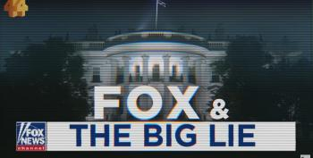 Fox And The Big Lie