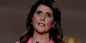 Nikki Haley Is Not Too Terribly Bright, Part Infinity