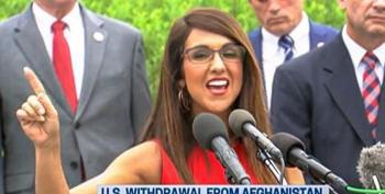 Lauren Boebert Demands Congress Impeach Kamala Harris