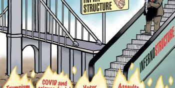 Infrastructure Or Inferno Structure