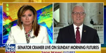 Cramer Clobbers Bartiromo's Take On Infrastructure Deal