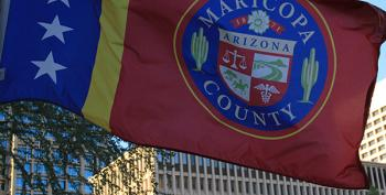 Maricopa County Chair Rips Apart 'Fraudit' In Public Letter