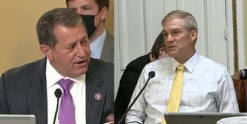 Jim Jordan Called Out For Lies During Election Hearing