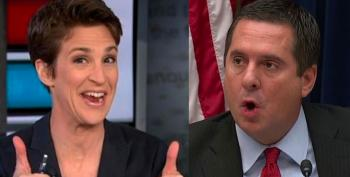 Devin Nunes Is Suing Rachel Maddow For Being Mean