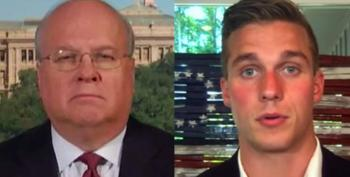 Even Karl Rove Is Bashing Madison Cawthorn