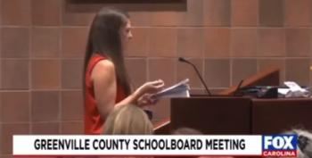 S.C. Mom: CDC Will Turn Schools Into Concentration Camps