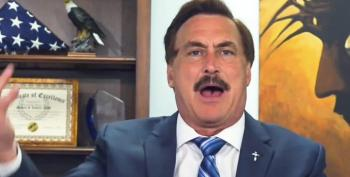 Lindell Explains Why God Kicked Trump Out Of The White House