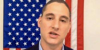GOP Senate Candidate Calls For 'GUNZ!' To Combat 'Mask Tyranny'