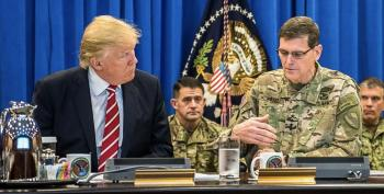 Ex-Official: Trump Knew Afghan Army Would Surrender, Made Deal Anyway