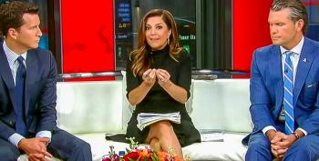 Fox & Friends' Rachel Campos-Duffy Blames Jill Biden For Afghanistan