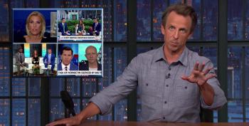 Seth Meyers: People Are Taking Horse Dewormer Because Fox Said So