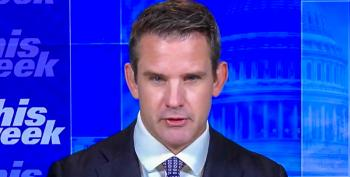 Kinzinger Pushes Subpoena For McCarthy In Jan. 6 Committee