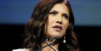 Kristi Noem Under Fire For Getting Daughter A State License