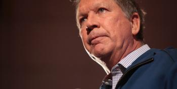 Kasich Has Been Awfully Quiet Lately