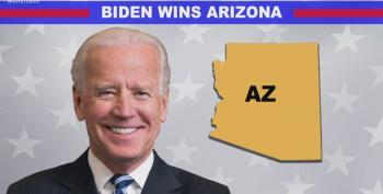 Cyber Ninjas... Widen Joe Biden's Lead By 360 Votes In Arizona!