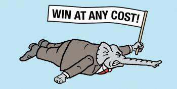 Cartoon: Bipartisanship And The GOP
