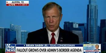 Texas GOP Congressman Goes Neo-Nazi On Fox And Friends