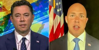 GOP Rep's Pure Projection: Biden's 'Treason' And 'Schizophrenia'