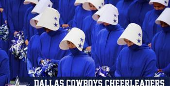 About Those 'New' Dallas Cowboys Cheerleaders Uniforms...