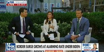 Fox Hosts Pissed Over Media Covering 'Justice For J6' Flop Of A Rally