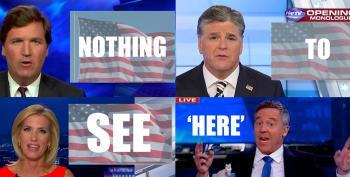 Fox News Ignoring 'Trump Campaign Knew' Story
