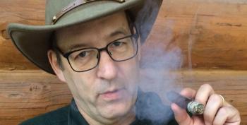 Anti-Vaxxer MAGA Cartoonist Has COVID, Will Self-treat With Ivermectin, Beet Juice