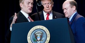 Bias, Theocracy, And Lies At The National Prayer Breakfast