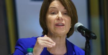 Klobuchar Urges Senators To Bust Filibuster: 'Get Something Done!'
