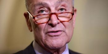 When Is Schumer Going To Act Like A Majority Leader?