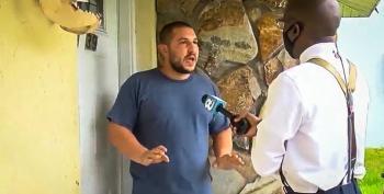 Florida Man's Anti-Masker Rant Forces School Into Lockdown