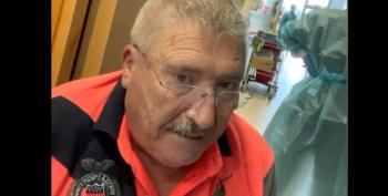 COVID Patient Who Left Hospital With Anti-Vaxxer's Help Has Died