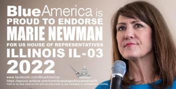 Blue America's 1st 2022 Incumbent Endorsement: Marie Newman