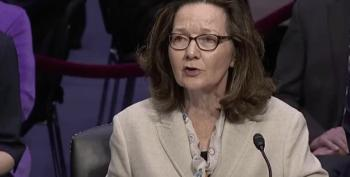 CIA Director Gina Haspel: Trump's Behavior After Election Loss Was 'Insanity'