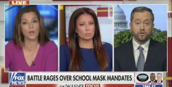 Rachel Campos-Duffy Shouts Against Masks: 'Kids Don't Die Of Covid!'