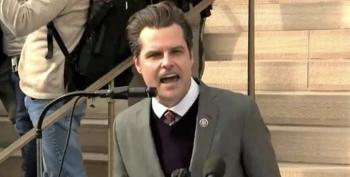 Gaetz Threatens To Seize Pelosi's Phone Records In 2022?