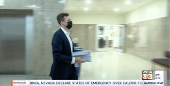 Republican Demands 'Documentation' On School Mask Mandates. OOPS