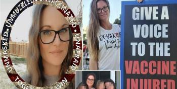 CA Anti-Vax Mom, 40, Dies Of You Know What And Leaves Four Kids