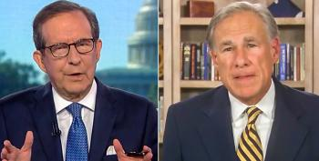 Chris Wallace Grills Greg Abbott For Allowing 15,000 Rapes In Texas
