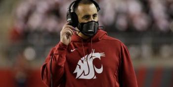 Washington State Fires Football Coach Nick Rolovich, Coaching Staff After Vaccine Refusal