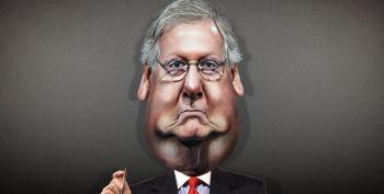 Aw, Moscow Mitch Eager To Forget 2020?  Good Luck Mitch