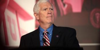 Anti-Vax Mandate King Mo Brooks Owns Pfizer Stock, Blames Wife
