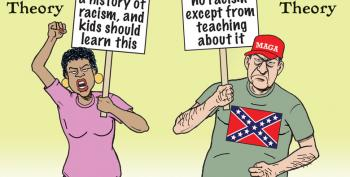 CARTOON: Critical Race Theory
