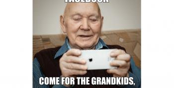 Facebook Knows They Are A Site For Old People
