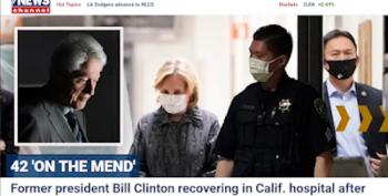 Fox Commenters' Response To Bill Clinton News Is What You'd Expect