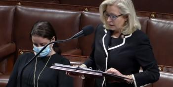 Liz Cheney Calls Out Wingnut Rep. Jim Banks For Lying Letters