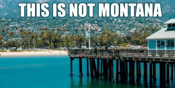 Ryan Zinke's Montana 'Comeback' Is Straight Outta California
