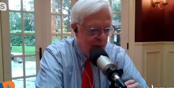 Dennis Prager Gets His Wish For Natural Immunity, Proudly Declares He Has COVID