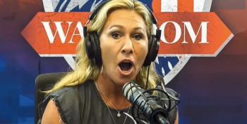 Marge Greene Melts Down Over GA Denial Of Election Audit