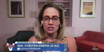 Five Veterans Quit Kyrsten Sinema Advisory Council